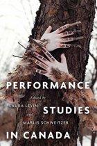 Performance Studies in Canada
