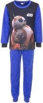 Star wars pyjama fleece maat 122/128