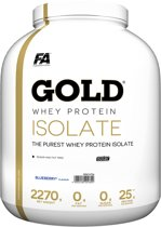 FA Performance Line Gold Whey Protein Isolate Vanilla 908 gram