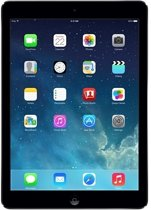 Apple iPad Air - 9.7 inch - WiFi - 32GB - Spacegrijs