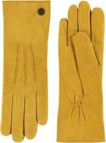 Laimböck Boretto Yellow Handschoenen  - Suede - Maat 8