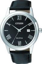 Citizen AW1231-07E - Horloge - 40 mm - Zilverkleurig