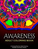 Awareness Adult Coloring Book, Volume 4
