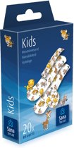 Sana First Aid Pleisterstrips Kids assorti