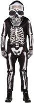 Spook & Skelet Kostuum | Waterhoofd Skelet Halloween | Man | One Size | Halloween | Verkleedkleding