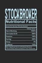 Stockbroker Nutritional Facts