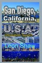 San Diego, California, U.S.A: Information Tourism