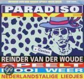 Reinder Van Der Woude - Speelt Mooi Weer Live In Paradiso