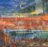 Alexander S Feast: Oratorium