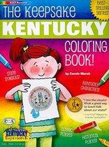 The Keepsake Kentucky Coloring Book!