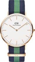 Daniel Wellington WARWICK Horloge weiss