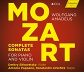 Mozart: Complete Sonatas For Violin And Piano