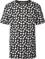 NOP Jongens T-shirt - Zwart - Maat 152