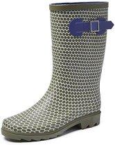 Gevavi Boots Abby Rubber Groen Laarzen Dames 37