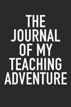 The Journal of My Teaching Adventure