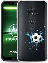 Moto G7 Play Hoesje Soccer Ball