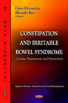 Constipation & Irritable Bowel Syndrome