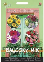 Balcony Mix - 4 zaadzakjes - 4 sets