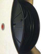 Slurf Versnellingskabel Buiten 50 Meter Zwart