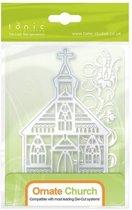 Tonic Studios Mal - Rococo ornate church 1280E