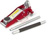 HBM 1.5 Ton Aluminium / Stalen Garagekrik