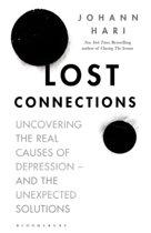 Boek cover Lost Connections van Johann Hari (Paperback)