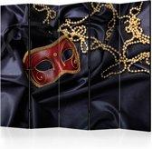 Vouwscherm - Carnaval 225x172cm