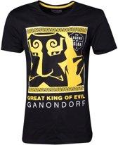 Zelda - King Of Evil Men s T-shirt - XL