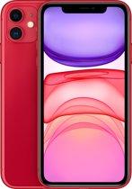 Apple iPhone 11 - 64GB - Rood