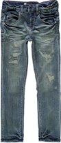jongens Broek Blue Rebel Jongens Jeans SOLDER - Blauw - Maat 104 8717533705143