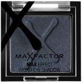 Max Factor Oogschaduw - Max Effect Mono Mysterious Black 12