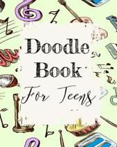 Doodle Book For Teens