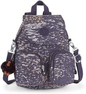 Kipling Firefly Up Mini Rugzak / Schoudertas - Water Camo