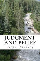 Judgment and Belief