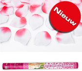 Kanon rozenblaadjes roze