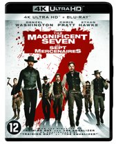 The Magnificent Seven (2016) (4K Ultra HD Blu-ray)