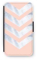 Samsung Galaxy S6 Edge Flip Hoesje - Marmeren pijlen