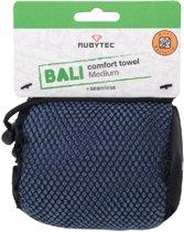 RUBYTEC Bali Comfort Handdoek - M - Blauw