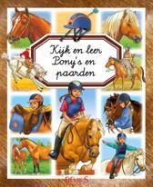 Kijk en leer - Pony's en paarden