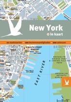 Dominicus stad-in-kaart - New York in kaart
