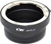 Kiwi Photo Lens Mount Adapter (Pentax K naar Nikon 1)