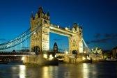 Vliesfotobehang 7 Banen Digitale druk - Tower Bridge - speciaal Vliesfotobehang materiaal - Art. 18320