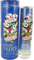 Ed Hardy Love & Luck Men - 100 ml - Eau de toilette