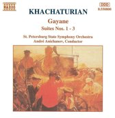 Khachaturian:Gayane Suites 1-3