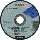 Bosch - Doorslijpschijf recht Expert for Metal A 30 S BF, 125 mm, 22,23 mm, 2,5 mm