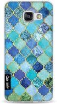 Casetastic Aqua Moroccan Tiles - Samsung Galaxy A3 (2016)