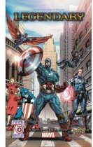 Marvel Legendary: Captain America 75th Small Box Expansion