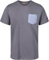 Regatta-Teagan-Outdoorshirt-Mannen-MAAT XXL-Grijs