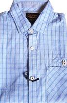 Pme legend blauw overhemd lange mouw - Maat M
