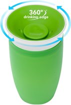 Miracle 360 sippy cup Drinkbeker green